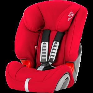Εικόνα της Britax Romer Κάθισμα Αυτοκινήτου Evolva 123 9-36kg. Flame Red