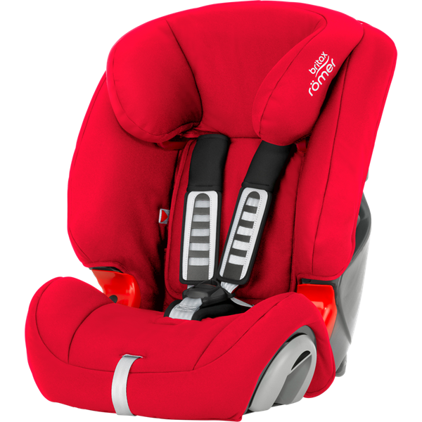 Picture of Britax Romer Κάθισμα Αυτοκινήτου Evolva 123 9-36kg. Flame Red