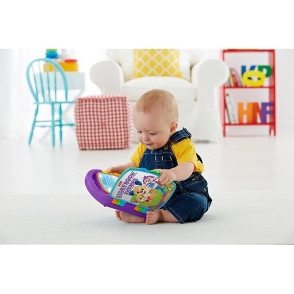 Picture of Fisher Price Εκπαιδευτικό Βιβλίο #FVT24