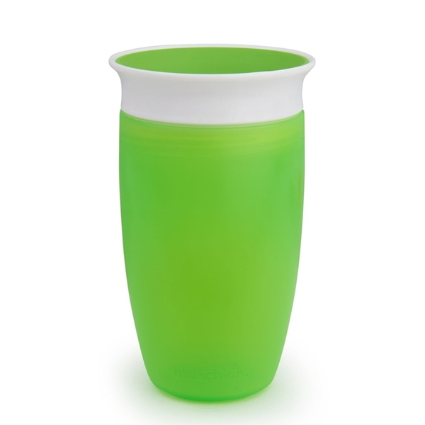 Picture of Munchkin Παιδικό Κύπελλο Miracle Sippy 12m+, 296ml, Πράσινο