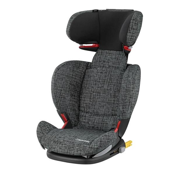 Picture of Maxi Cosi Κάθισμα Αυτοκινήτου Rodi Fix Air Protect, Black Grid 15-36kg