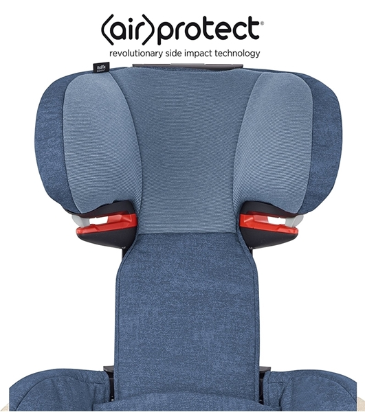 Picture of Maxi Cosi Κάθισμα Αυτοκινήτου Rodi Fix Air Protect, Nomad Blue 15-36kg