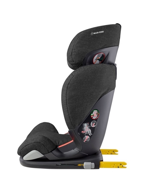 Picture of Maxi-Cosi® Κάθισμα Αυτοκινήτου Rodi Fix Air Protect, Nomad Black 15-36kg