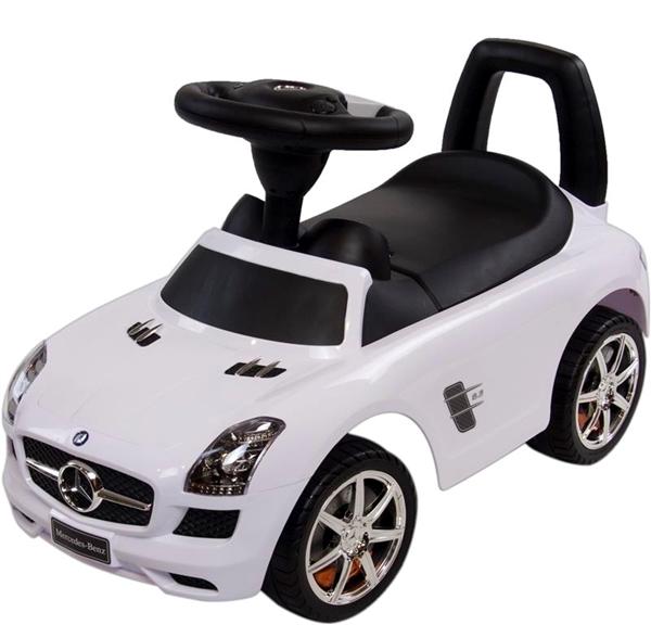 Picture of SunBaby Ποδοκίνητο Αυτοκίνητο Mercedes White