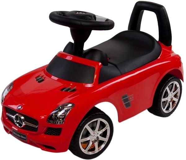 Picture of SunBaby Ποδοκίνητο Αυτοκίνητο Mercedes Red