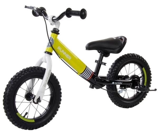 Picture of Sunbaby Ποδήλατο Ισορροπίας Runner Air, Fresh Lime Green