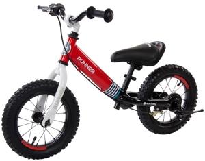 Εικόνα της Sunbaby Ποδήλατο Ισορροπίας Runner Air, New York Red