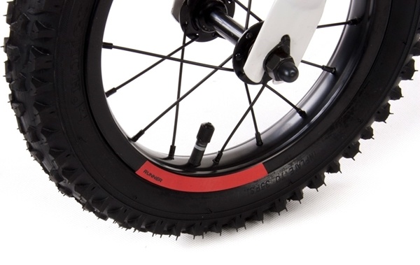 Picture of Sunbaby Ποδήλατο Ισορροπίας Runner Air, New York Red