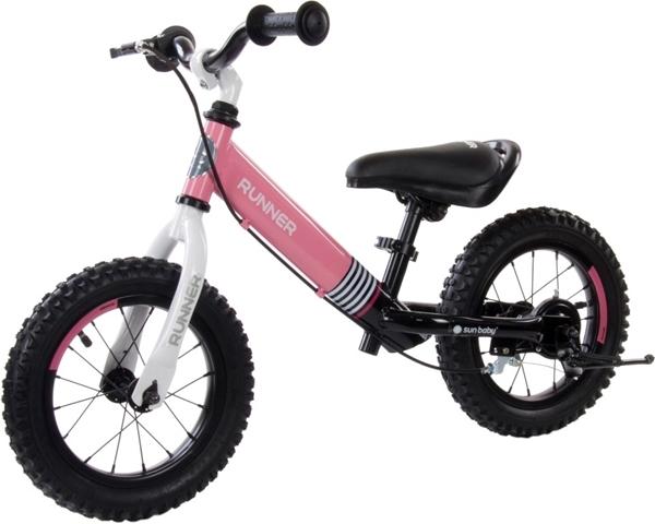 Picture of Sunbaby Ποδήλατο Ισορροπίας Runner Air, Rosy Pink