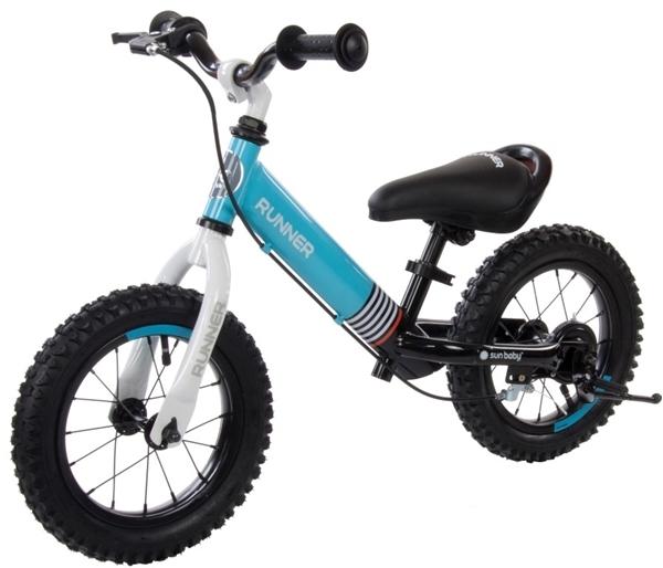 Picture of Sunbaby Ποδήλατο Ισορροπίας Runner Air, Summer Sky Blue