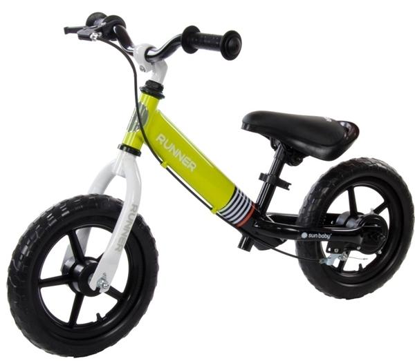 Picture of Sunbaby Ποδήλατο Ισορροπίας Runner Eva, Fresh Lime Green