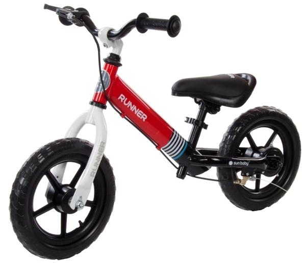 Picture of Sunbaby Ποδήλατο Ισορροπίας Runner Eva, New York Red