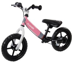 Εικόνα της Sunbaby Ποδήλατο Ισορροπίας Runner Eva, Rosy Pink