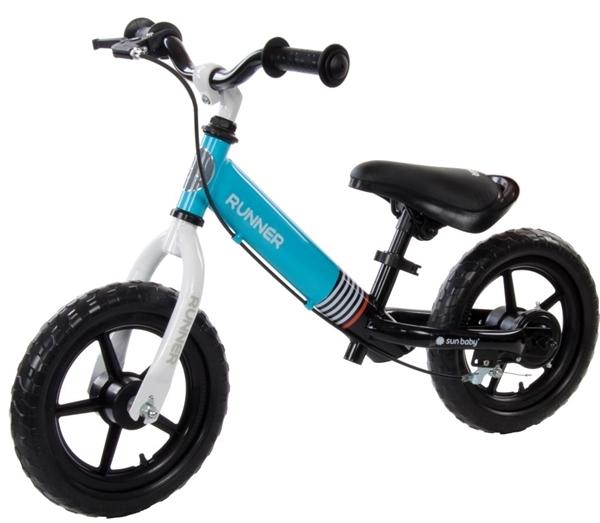 Picture of Sunbaby Ποδήλατο Ισορροπίας Runner Eva, Summer Sky Blue
