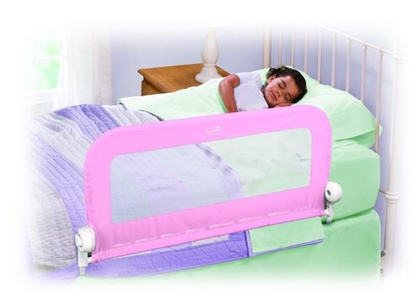 Picture of Summer Infant Προστατευτικό κάγκελο κρεβατιού Ροζ