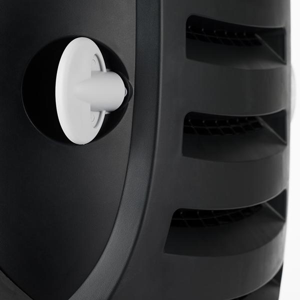 Picture of BeSafe iZi Flex FIX i-Size, Fresh Black Cab 64