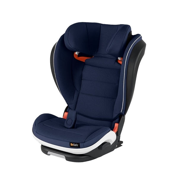 Picture of BeSafe iZi Flex FIX i-Size, Navy Blue Melange
