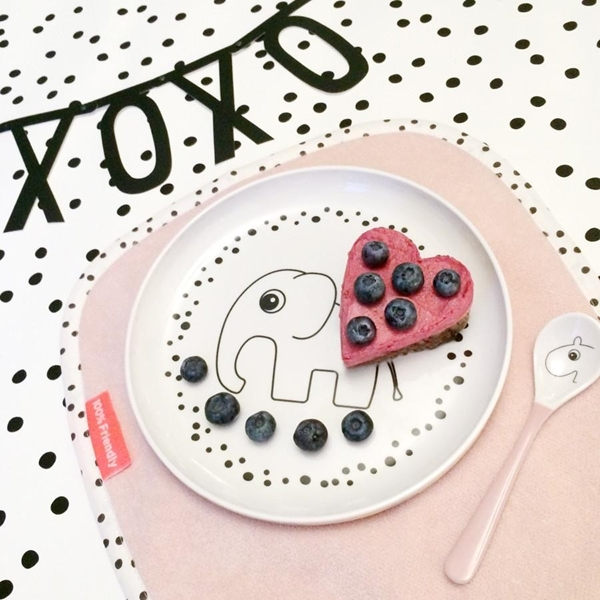 Picture of Done by Deer Πιάτο Happy Dots Powder