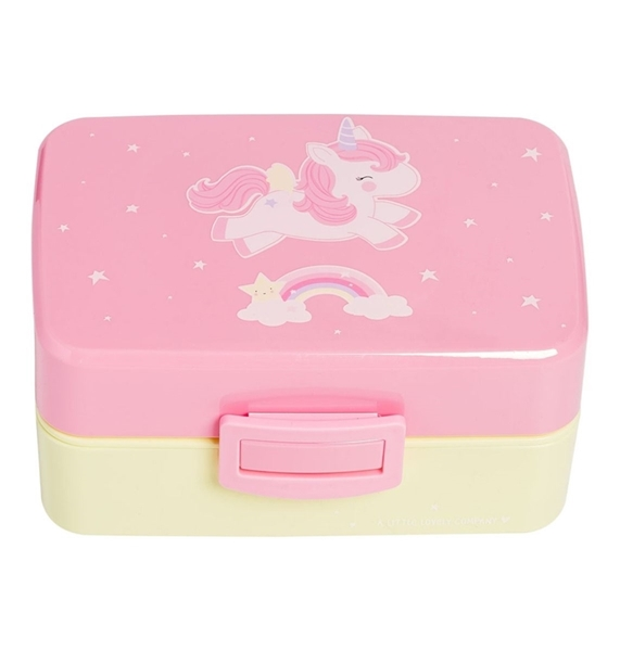 Picture of Lunchbox Φαγητοδοχείο Unicorn - A Little Lovely Company