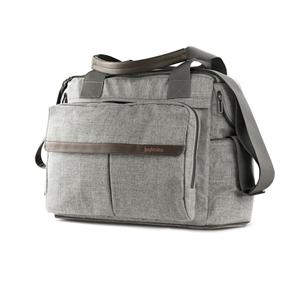 Εικόνα της Inglesina Τσάντα Αλλαγής Aptica Dual Bag, Mineral Grey Melange