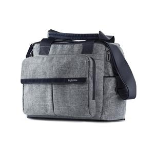 Εικόνα της Inglesina Τσάντα Αλλαγής Aptica Dual Bag, Niagara Blue Melange