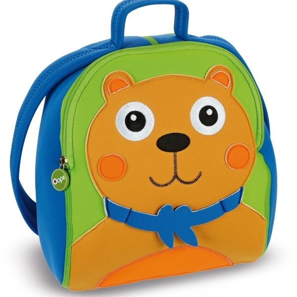 Picture of Oops Soft BackPack All i Need, Bear