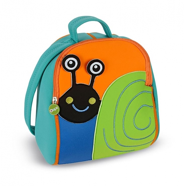 Picture of Oops Soft BackPack All i Need, Snail