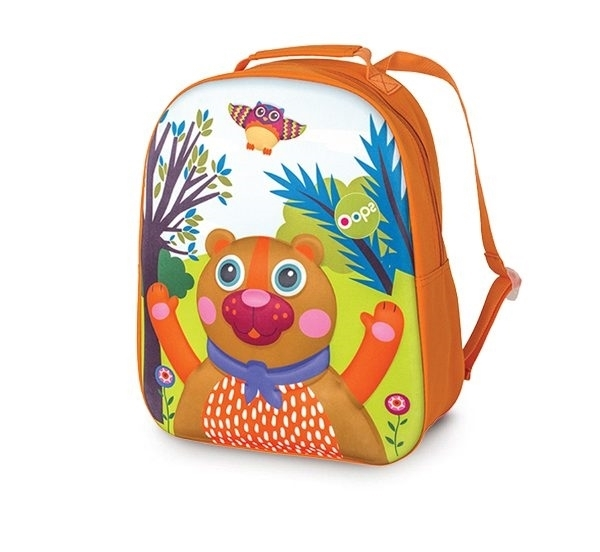 Picture of Oops Happy Backpack, Bear