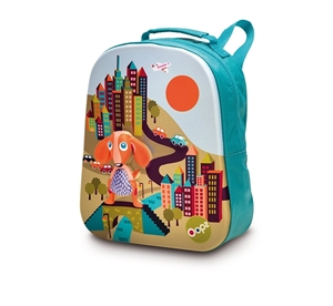 Picture of Oops Happy Backpack, City