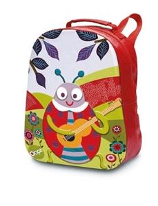 Εικόνα της Oops Happy Backpack, Ladybug
