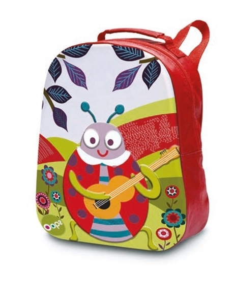 Picture of Oops Happy Backpack, Ladybug