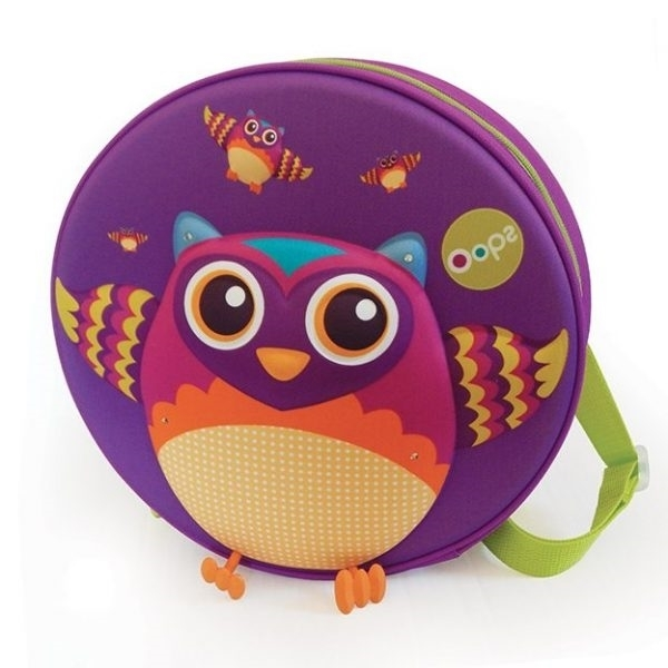 Picture of Oops My Starry Backpack, Owl
