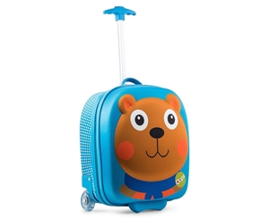 Picture of Oops Happy Trolley, Bear