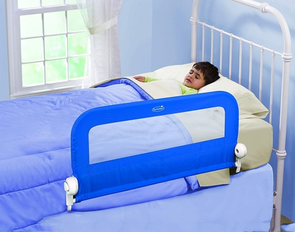 Picture of Summer Infant Προστατευτικό κάγκελο κρεβατιού Γαλάζιο
