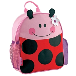 Picture of Παιδικό Σακίδιο Πλάτης Mini SideKick Ladybug - Stephen Joseph