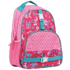 Picture of Παιδικό Σακίδιο Πλάτης All Over Print BackPack Princess - Stephen Joseph