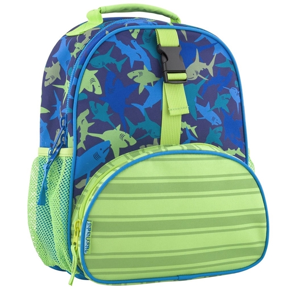 Picture of Παιδικό Σακίδιο Πλάτης All Over Print BackPack Shark - Stephen Joseph