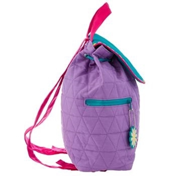 Picture of Παιδικό Σακίδιο Πλάτης Quilted Backpack Llama - Stephen Joseph