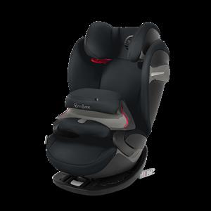 Εικόνα της Cybex Κάθισμα Αυτοκινήτου Pallas S-Fix 9-36kg. Lavastone Black