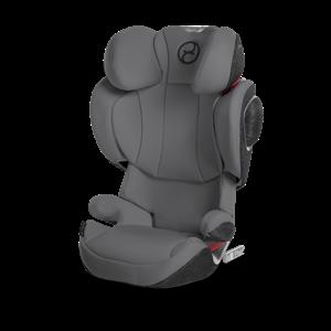 Εικόνα της Cybex Παιδικό κάθισμα αυτοκινήτου Solution Z-Fix Manhatan Grey 15-36kg.