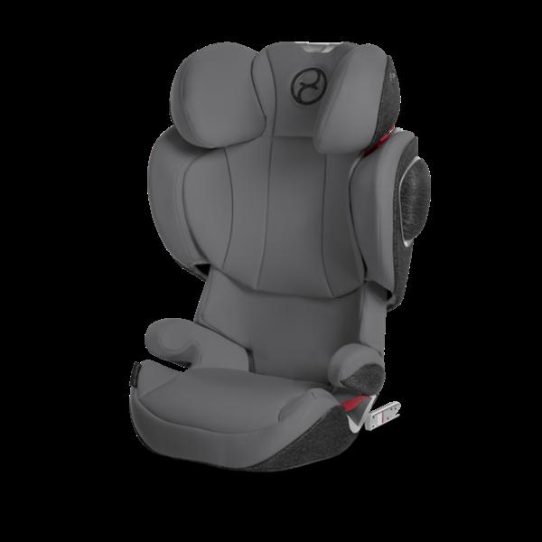 Picture of Cybex Παιδικό κάθισμα αυτοκινήτου Solution Z-Fix Manhatan Grey 15-36kg.