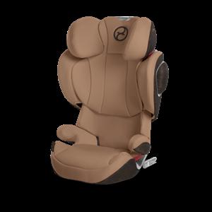 Εικόνα της Cybex Παιδικό κάθισμα αυτοκινήτου Solution Z-fix Cahmere Beige 15-36kg.