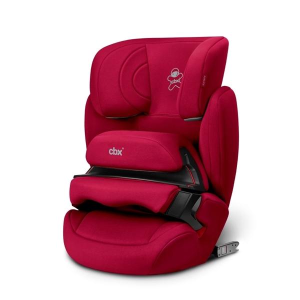 Picture of CBX By Cybex Κάθισμα Αυτοκινήτου Aura Fix 9-36Kg, Red
