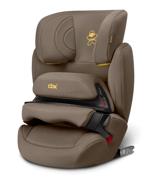 Picture of CBX By Cybex Κάθισμα Αυτοκινήτου Aura Fix 9-36Kg, Brown