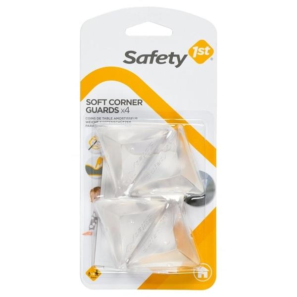 Picture of Safety 1st Ασφάλειες Γωνιών Soft 4Τμχ