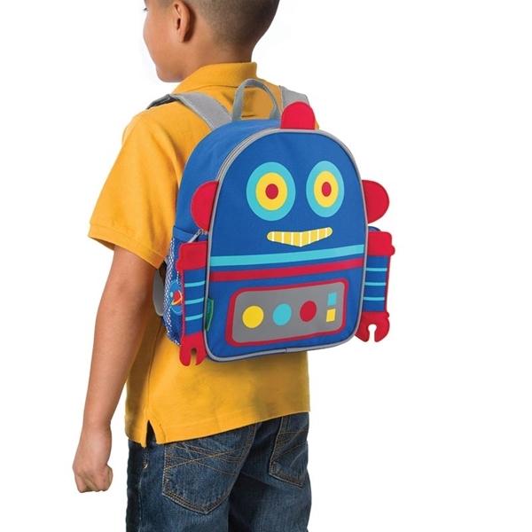 Picture of Παιδικό Σακίδιο Πλάτης Mini SideKick Robots - Stephen Joseph