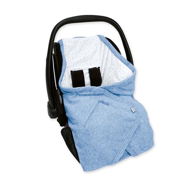 Picture of Bemini Κάλυμμα-Κουβέρτα Biside® Blue