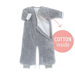 Picture of Bemini Magic Bag Υπνόσακος Softy Jersey Grey 2 Tog, 3-9 Μηνών