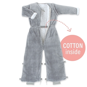 Picture of Bemini Magic Bag Υπνόσακος Softy Jersey Grey 2 Tog, 18-36 Μηνών