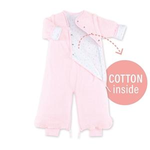 Εικόνα της Bemini Magic Bag Υπνόσακος Softy Jersey Pink 2 Tog, 3-9 Μηνών